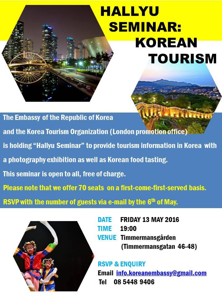 Seminar Korean Tourism