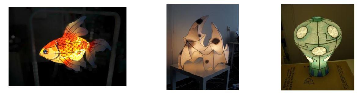 koreanska lampor